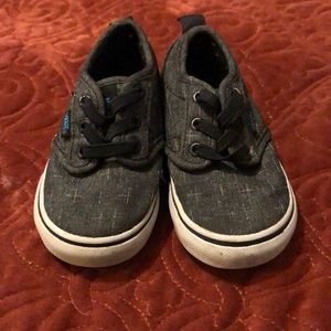 vans boys shoes